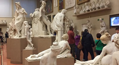 Photo of Art Museum Galleria dell'Accademia at Italy