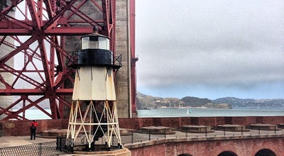Photo of Historic Site Fort Point National Historic Site at Long Ave & Marine Dr, San Francisco, CA 94129, United States