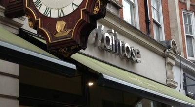 Photo of Supermarket Waitrose at 98-101 Marylebone High St., Westminster W1U 4SD, United Kingdom