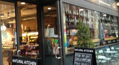 Photo of Cafe Natural Kitchen at 77-78 Marylebone High Street, London W1U 5JX, United Kingdom