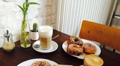 Photo of American Restaurant Brammibal's Donuts at Maybachufer 8, Berlin 12047, Germany