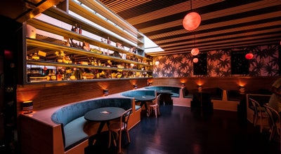 Photo of Restaurant The Happiest Hour at 121 W 10th St, New York City, NY 10011, United States