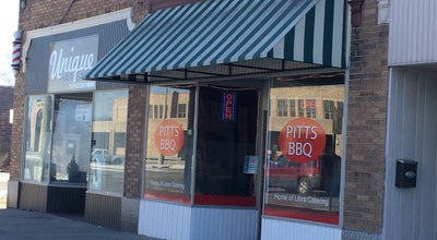 Photo of American Restaurant Pitts BBQ at 1526 Mishawaka Ave, South Bend, IN 46615, United States