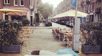 Photo of Italian Restaurant Forno Communale at Rhijnvis Feithstraat 43, Amsterdam 1054 TW, Netherlands