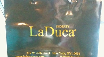 Photo of Shoe Store LaDuca Dance Shoes at 319 W 47th St, New York, NY 10036, United States