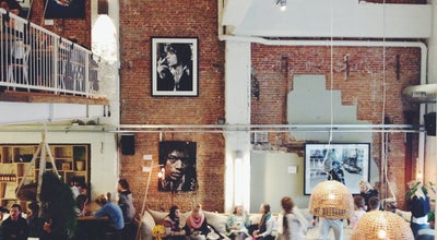 Photo of Cafe CT coffee & coconuts at Ceintuurbaan 282 /284, Amsterdam 1072 GK, Netherlands