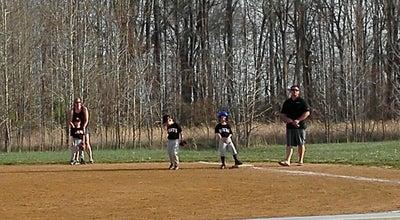 Photo of Baseball Field SCAA Sports Complex at 2849 Eason Rd, Chesapeake, VA 23322, United States