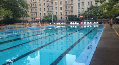 Photo of Pool John Jay Swimming Pool at 77 Cherokee Pl, New York, NY 10075, United States