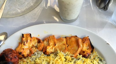 Photo of Persian Restaurant Ruby Room at 8560 Wilshire, Los Angeles, CA 90211, United States