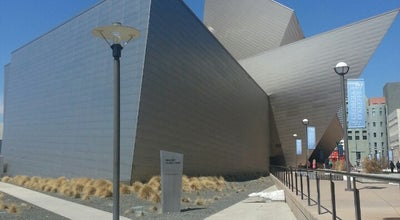 Photo of Museum Denver Art Museum at 100 W 14th Avenue Pkwy, Denver, CO 80204, United States
