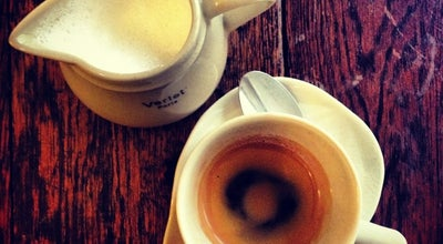 Photo of Cafe Cafe Verlet at 256 Rue Saint Honore, Paris 75001, France