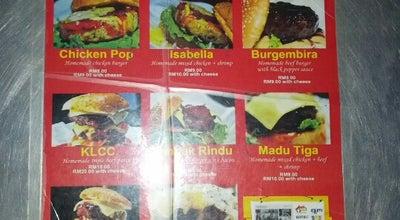 Photo of Burger Joint Rawang Burger Bakar at Temerloh, Malaysia