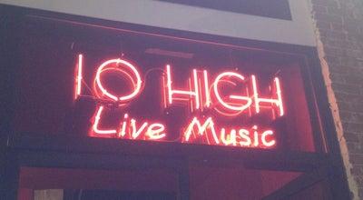 Photo of Bar 10 High at 816 N Highland Ave Ne, Atlanta, GA 30306, United States