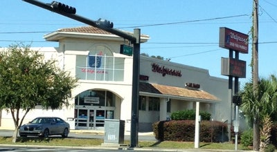 Photo of Drugstore / Pharmacy Walgreens at 870 E Cervantes St, Pensacola, FL 32501