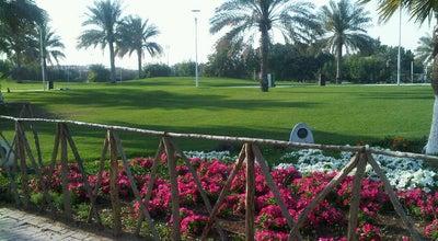 Photo of Park Dahl Al Hamam Park at Madinat Khalifa North, Doha, Qatar