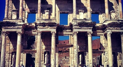 Photo of Historic Site Library of Celsus at Efes, Selçuk 35920, Turkey