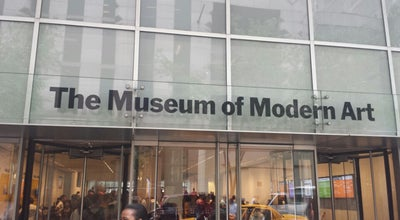 Photo of Museum Museum of Modern Art (MoMA) Library at 25 W 52nd St, New York, NY 10019, United States