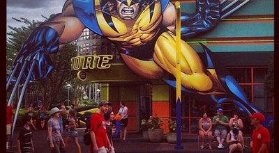 Photo of Bookstore Marvel Comic Book Shop at 6000 Universal Blvd, Orlando, FL 32819, United States