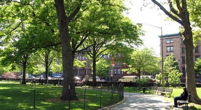 Photo of Playground Marcus Garvey Memorial Park at Madison Ave, E 120 To E 124 Streets, New York City, NY 10035, United States