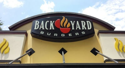 Photo of Fast Food Restaurant Back Yard Burgers at 290 S State Road 434, Altamonte Springs, FL 32714, United States