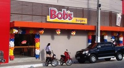 Photo of Fast Food Restaurant Bob's at Praca Presidente Getulio Vargas, Patos 58700-230, Brazil