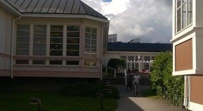 Photo of Library Salon kaupunginkirjasto at Vilhonkatu 2, Salo 24100, Finland