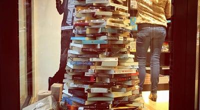 Photo of Bookstore Boekhandel Voorhoeve at Kerkstraat 77-79, Hilversum 1211 CM, Netherlands