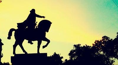 Photo of Monument / Landmark Пам'ятник королю Данилу / King Danylo Monument at Пл. Галицька, Львів 79000, Ukraine