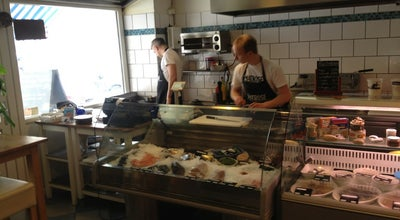 Photo of Seafood Restaurant Fischfabrik at Danziger Str. 24, Berlin 10435, Germany