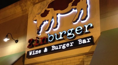 Photo of Wine Bar Zinburger Wine & Burger Bar at 850 Route 3 Clifton, Clifton, NJ 07012, United States