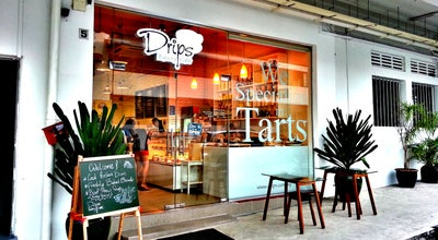 Photo of Cafe Drips Bakery Cafe at 82 Tiong Poh Road, Singapore 160082, Singapore