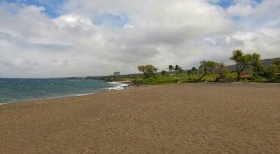 Photo of Beach Oneuli Beach at Wailea Alanui Dr, Mākena, HI 96753, United States