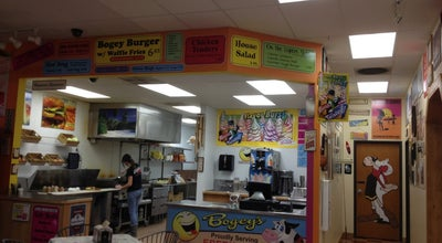 Photo of American Restaurant Bogey's Burgers at 655 Nw Greenwood Ave Ste 2, Redmond, OR 97756, United States