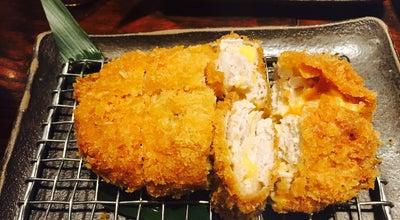 Photo of Food キムカツ 大阪松竹座店 at 道頓堀1-9-19, 大阪市中央区, Japan