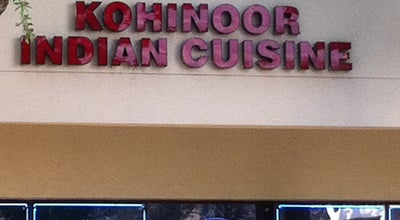 Photo of Indian Restaurant Kohinoor at 249 W State Road 436, Altamonte Springs, FL 32714, United States