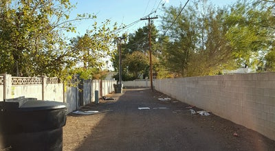 Photo of Trail Trash Can Alleys near Rural & Southern at Rural & Southern, Tempe, AZ 85282, United States