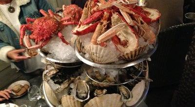 Photo of Seafood Restaurant Le Bar à Huîtres at 33 Rue Saint-jacques, Paris 75005, France