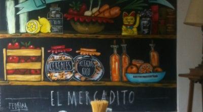 Photo of Argentinian Restaurant El Mercadito Friendly and Fresh at Avenida Aristides Villanueva 521, Mendoza M5502ITF, Argentina