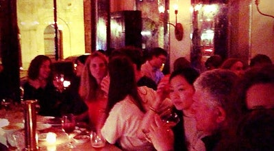 Photo of Wine Bar El Quinto Pino at 401 W 24th St, New York, NY 10001, United States