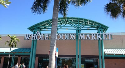 Photo of Supermarket Whole Foods Market at 21105 Biscayne Blvd, Aventura, FL 33180, United States