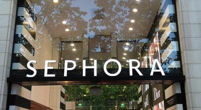 Photo of Cosmetics Shop Sephora at 70 Avenue Des Champs Elysees, Paris 75008, France