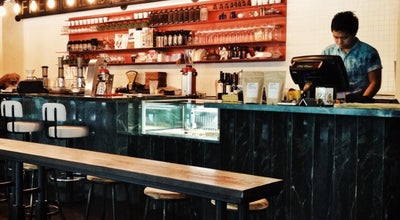 Photo of Cafe Common Man Coffee Roasters at 22 Martin Road, Singapore 239058, Singapore