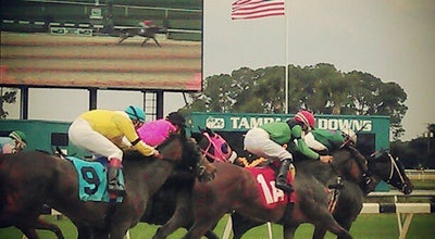 Photo of Racetrack Tampa Bay Downs at 11225 Race Track Rd, Tampa, FL 33626, United States