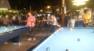 Photo of Pool Hall Barcode Pool Table at Jl. Aceh, Bandung, Indonesia