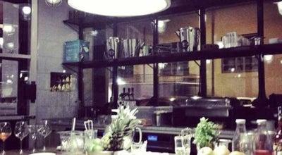 Photo of Italian Restaurant Porto Fluviale at Via Del Porto Fluviale 22, Rome 00154, Italy