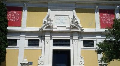 Photo of Mediterranean Restaurant Restaurant Museu Nacional de Arte Antiga at Rua Das Janelas Verdes, Lisbon 1249-017, Portugal