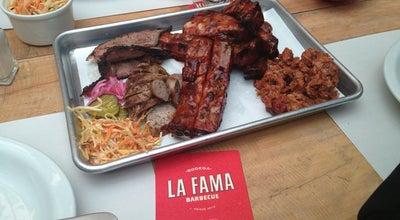 Photo of American Restaurant La Fama Barbecue at Calle 65 No. 2-85, Bogota 110231, Colombia