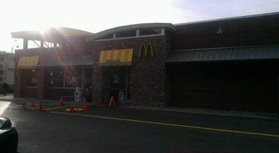 Photo of Fast Food Restaurant McDonald's at 3710 Western Blvd, Raleigh, NC 27606