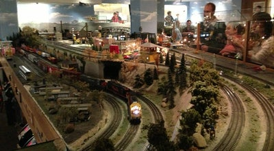 Photo of Tourist Attraction San Diego Model Railroad Museum at 1649 El Prado, San Diego, CA 92101, United States