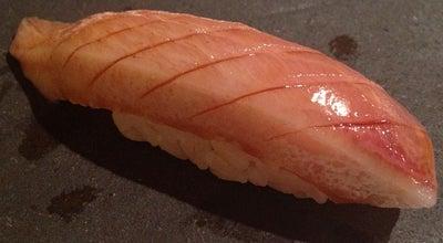 Photo of Sushi Restaurant Sushi Azabu at 428 Greenwich St, New York, NY 10013, United States